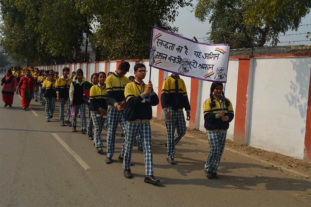 Swaccha Bharat Abhiyaan
